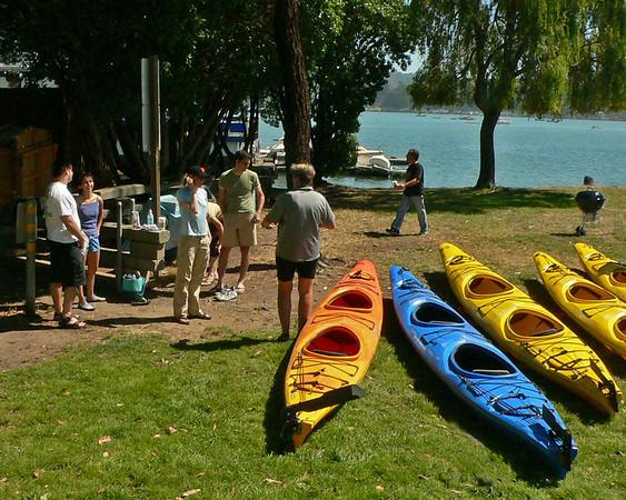 C&B Kayaking '06
